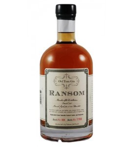 Ransom Old Tom Gin