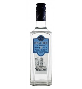 "Hayman's ""Royal Dock"" Navy Strength Gin"