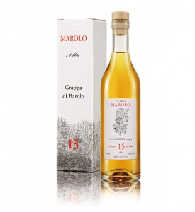 Marolo 15 Year Old Grappa di Barolo 200ml