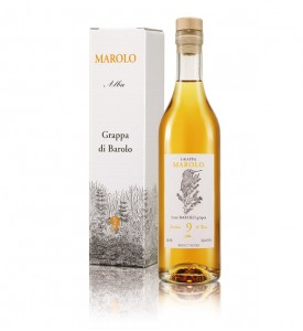 Marolo 9 Year Old Grappa di Barolo 200ml