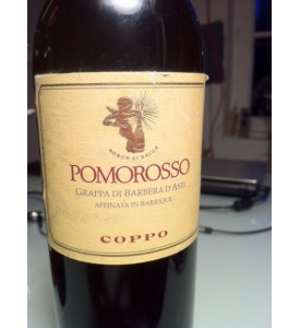 Coppo Pomorosso Grappa di Barbera D'Asti 375ml