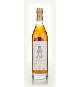 Marolo 12 Year Old Grappa di Barolo