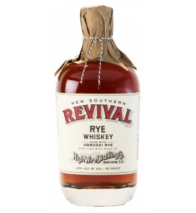 High Wire Distilling Co. New Southern Revival Rye