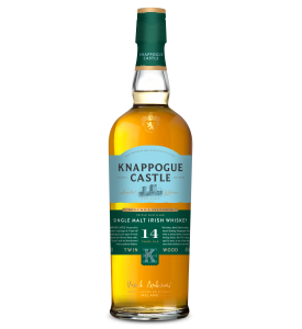 Knappogue Castle Twin Wood 14 Year Old Single Malt Irish Whiskey