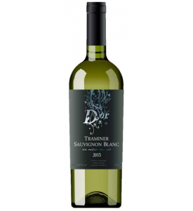 Chateau Vartely D'Or Traminer Sauvignon Blanc 2015