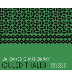 Ouled Thaleb Un-oaked Chardonnay 2013