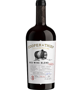 Cooper & Thief Cellarmasters Bourbon Barrel Aged Red Wine Blend