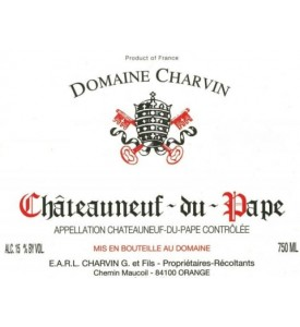 Domaine Charvin Chateauneuf-du-Pape 2017