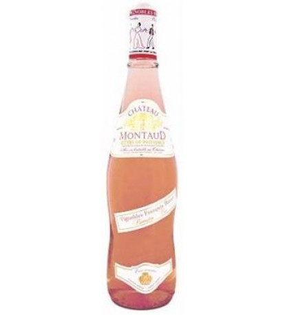 Chateau Montaud Provence Rose 2017