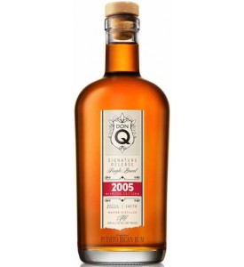 2005 Don Q Single Barrel Signature Release Limited Edition Rum
