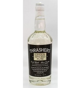Thrasher's Green Spiced Rum