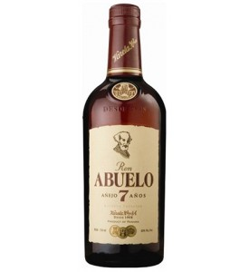Ron Abuelo Anejo 7 Year Rum