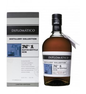 Diplomatico Distillery Collection Batch No. 1 Kettle Rum