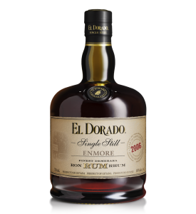 El Dorado Enmore Single Still Rum