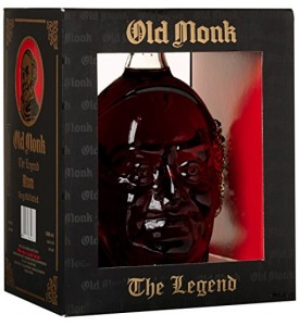 Old Monk Rum The Legend Very Old Vatted
