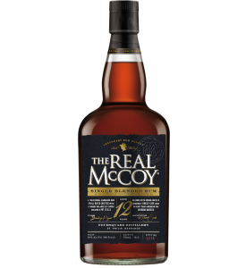 The Real McCoy 12 Year Old Single Blended Rum