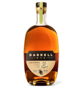 Barrell Batch 002 Cask Strength Rye