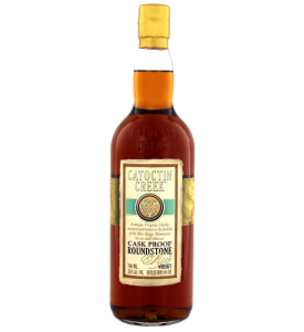 Catoctin Creek Roundstone Rye Cask Proof Apple Brandy Finished