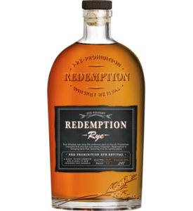 Redemption Rye Whiskey