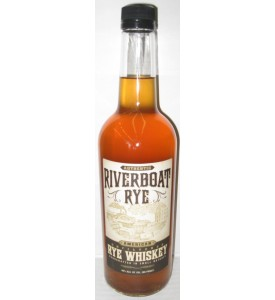 Riverboat Unfiltered Rye Whiskey