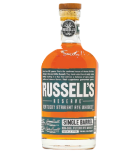 Russell's Reserve Single Barrel Kentucky Straight Rye