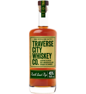 Traverse City Whiskey Co. North Coast Rye