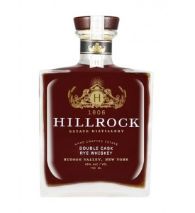 Hillrock Estate Distillery Double Cask Rye Sauternes Finish