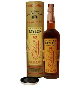 Colonel E.H. Taylor Jr. Rye Bottled in Bond
