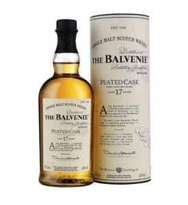 Balvenie Peat Week 14 Year Old Single Malt Scotch