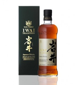 Mars Iwai Tradition Japanese Whisky