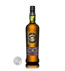 Loch Lomond 18 Year Single Malt Scotch