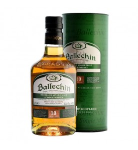 Edradour Ballechin Heavily Peated 10 Year Single Malt Scotch