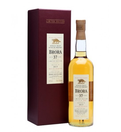 1977 Brora Limited Edition 37 year Single Malt Scotch 2015 Release