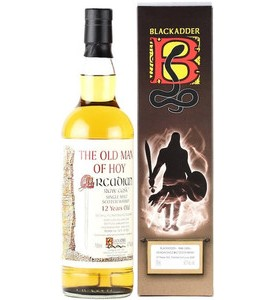 Blackadder Raw Cask The Old Man of Hoy 12 Year Orcadian Single Malt