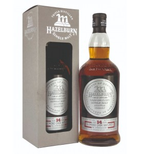 Hazelburn 14 Year Old Fresh Oloroso Sherry Single Cask Single Malt
