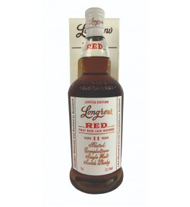Longrow Red Limited Edition Pinot Noir Cask Matured 11 Year Old Peated Single Malt
