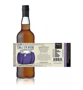 Single Cask Nation Ledaig 13 Year Old Single Malt