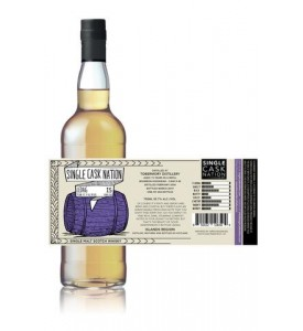 Single Cask Nation Ledaig 15 Year Old Single Malt