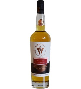 Virginia Distillery Company Chardonnay Cask Finished Virginia Highland Malt Whisky
