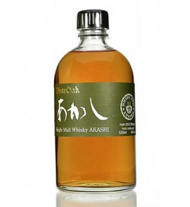 Eigashima White Oak Distillery Akashi Single Malt Whisky