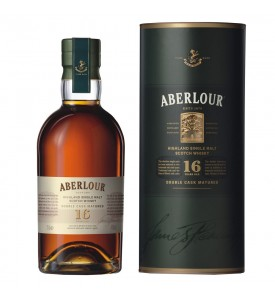 Aberlour Double Cask Matured 16 Year Old Single Malt