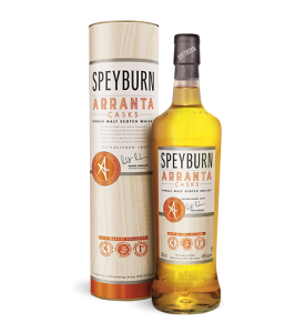 Speyburn Arranta Casks Single Malt Scotch