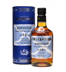 Edradour Caledonia Selection 12 Year Old