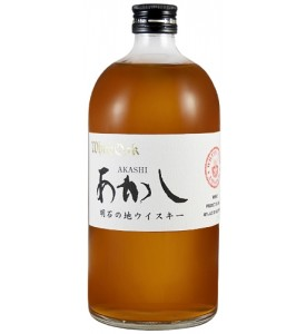 Eigashima White Oak Distillery Akashi Blended Whisky