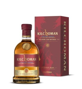 Kilchoman Red Wine Cask Matured Single Malt 2017