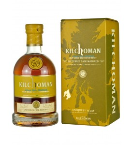 Kilchoman Sauternes Cask Single Malt 2018 Edition