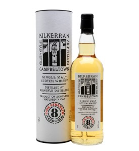 Glengyle Distillery Kilkerran 8 Year Old Cask Strength Single Malt