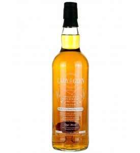 Lady of the Glen Secret Islay Distillery 14 Year Single Malt