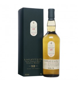 Lagavulin Cask Strength 12 Year Old Single Malt 2017