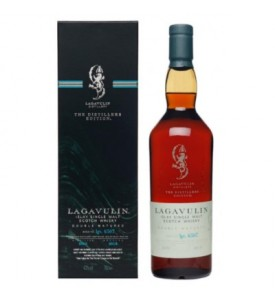 Lagavulin Distillers Edition Double Matured Single Malt Scotch